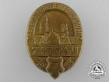 A 1933 Zittau Thousand Year Anniversary Badge
