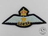 A Rare Royal Canadian Air Cadets Pilot's Wing
