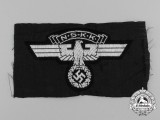 "An NSKK ""Other Ranks"" Sleeve Eagle"