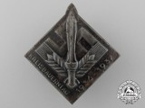 A 1936-1937 RAD District Farmer's Day Badge