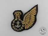 An Indian Naval Air Crew Half-Wing