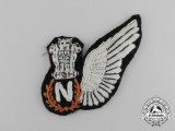 An Indian Air Force Navigator Half-Wing c.1950
