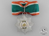 An Order of the Tiger of India 1942-45; Grand Star by Rudolf Souval