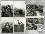 A Lot of Six Second War period Photographs