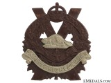 Calgary Highlanders Officer's Cap Badge c.1910