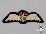 A Republic of South Africa Air Force (SAAF) Pilot's Wing