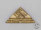 A Third Reich Period Bavarian Labour Badge