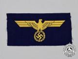 A Mint and Unissued Kriegsmarine Breast Eagle