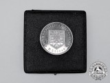 A Silver Medal for Long and Faithful Service to the City of Munich