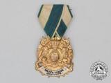 A Sachsen Veteran's Association Brettnig Badge