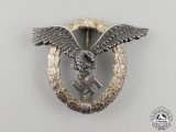 A Fine Early Quality Luftwaffe Pilot's Badge by Berg & Nolte of Lüdenscheid