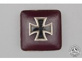 A Fine Prinzen Size Iron Cross 1914 First Class in its Case of Issue