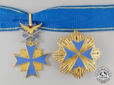 A Chilean Air Force Order of Aeronautical Merit; 1st Class, Grand Cross Set