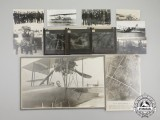 A First War Lens Aerial Photograph & Projection Slides Group