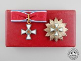 A Luxembourg Order of Merit of the Grand Duchy of Luxembourg, Grand Officer's Set