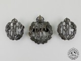 Great Britain. A Set of First War Royal Flying Corps Badges