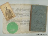 US Civil War & Franco Prussian War Documents