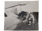 "Kirasic in ""His"" Aircraft,"
