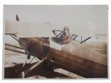 "Kirasic in ""His"" Aircraft,"