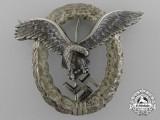 An Early Second War Luftwaffe Pilot's Badge