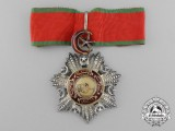 A Turkish Order of Medjidie; 3rd Class Commander