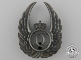 A Romanian Air Force Observer Badge