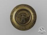 A 1937 Erfurt NSKK Day of the Motorstandarte 142 Badge