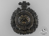 A 14th Canadian Regiment Militia Helmet Plate Princess of Wales Own Rifles