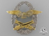 A Rare Czechoslovakian Air Force Balloon Pilot's Badge