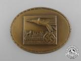A 1932 National Socialist Braunschweig Day of Flight Sleeve Badge