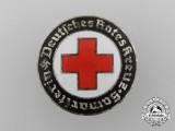 A DRK Samaritan's Service Badge