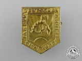 A 1933 National Socialist Factory Cell Organization Day of German Labour Badge