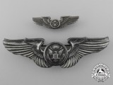 A Set of Second War Period Army Air Forces Aircrew Badges