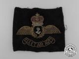 An Early QEII Fleet Air Arm Insignia Patch