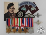 The Awards of Captain Hugh McKinven, 15th Parachute Regiment, 5th (Scottish) Parachute Battalion