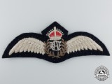 A Second War Royal Canadian Air Force (RCAF) Pilot Wings