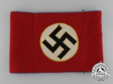 A Fine NSDAP Ortsgruppe Level Mitarbeiter Armband