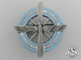 An Argentinian Hugh H. Urbano Military Aircraft Badge