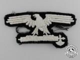 An Italian-SS EM/NCO Volunteer's Sleeve Eagle