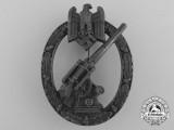 An Army Flak Badge by Steinhauer & Lück