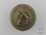 A First War Period Austrian Cavalry Sharpshooter's Badge
