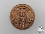 "A 1939 NSKK Erfurt ""Reichs Sports Competition"" badge"