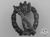 A Silver Grade Infantry Assault Badge