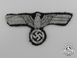 A German Wehrmacht Heer (Army) Officer's Breast Eagle