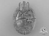 A Silver Grade Tank Assault Badge