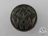 A 1935/36 WHW/RAD Donation Badge