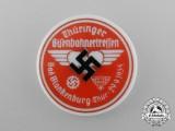 A Fine Quality Thüringen Train Employee's Meeting Badge