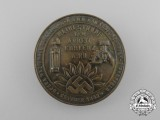 "A 1933 Italian OND & NSBO Koblenz Region ""Hour of Remembrance of Tradesmen's Labour"" Badge"