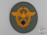An Early & Mint Pattern German Gendarmerie NCO's Sleeve Eagle