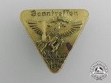 A 1934 Oldenburg Bann meeting Badge